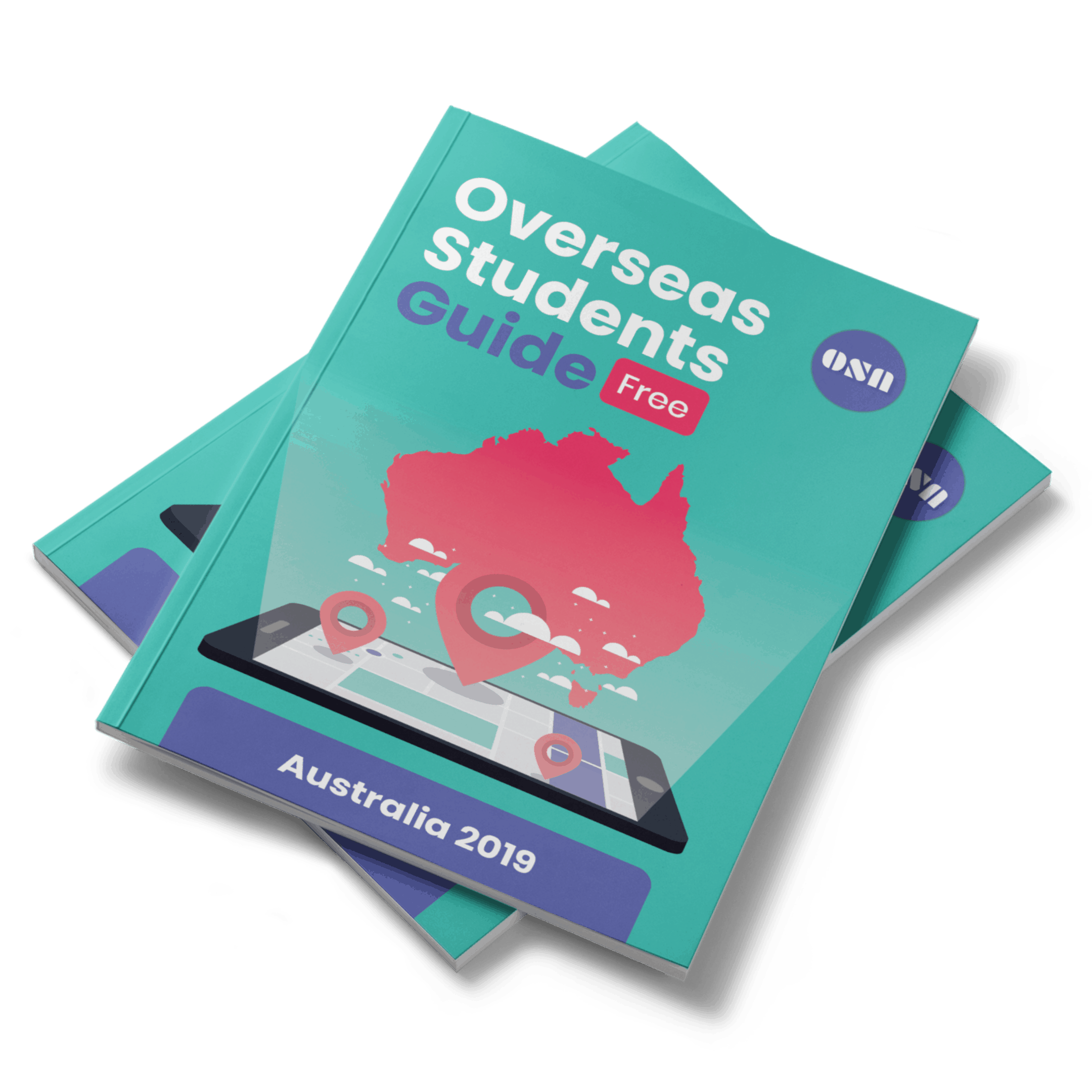 Overseas Students Guide 2019 Cover