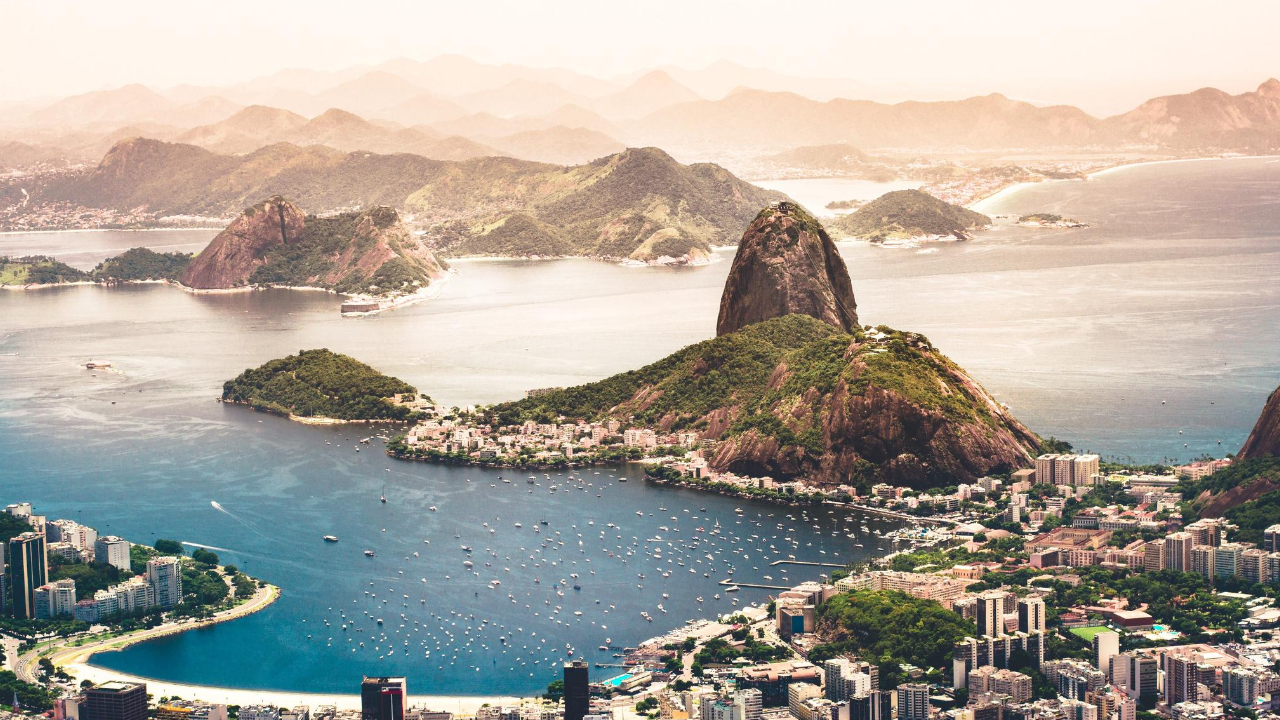 Why learn a third language - Travelling - Brazil