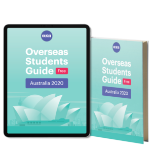 Overseas Students Guide Australia 2020